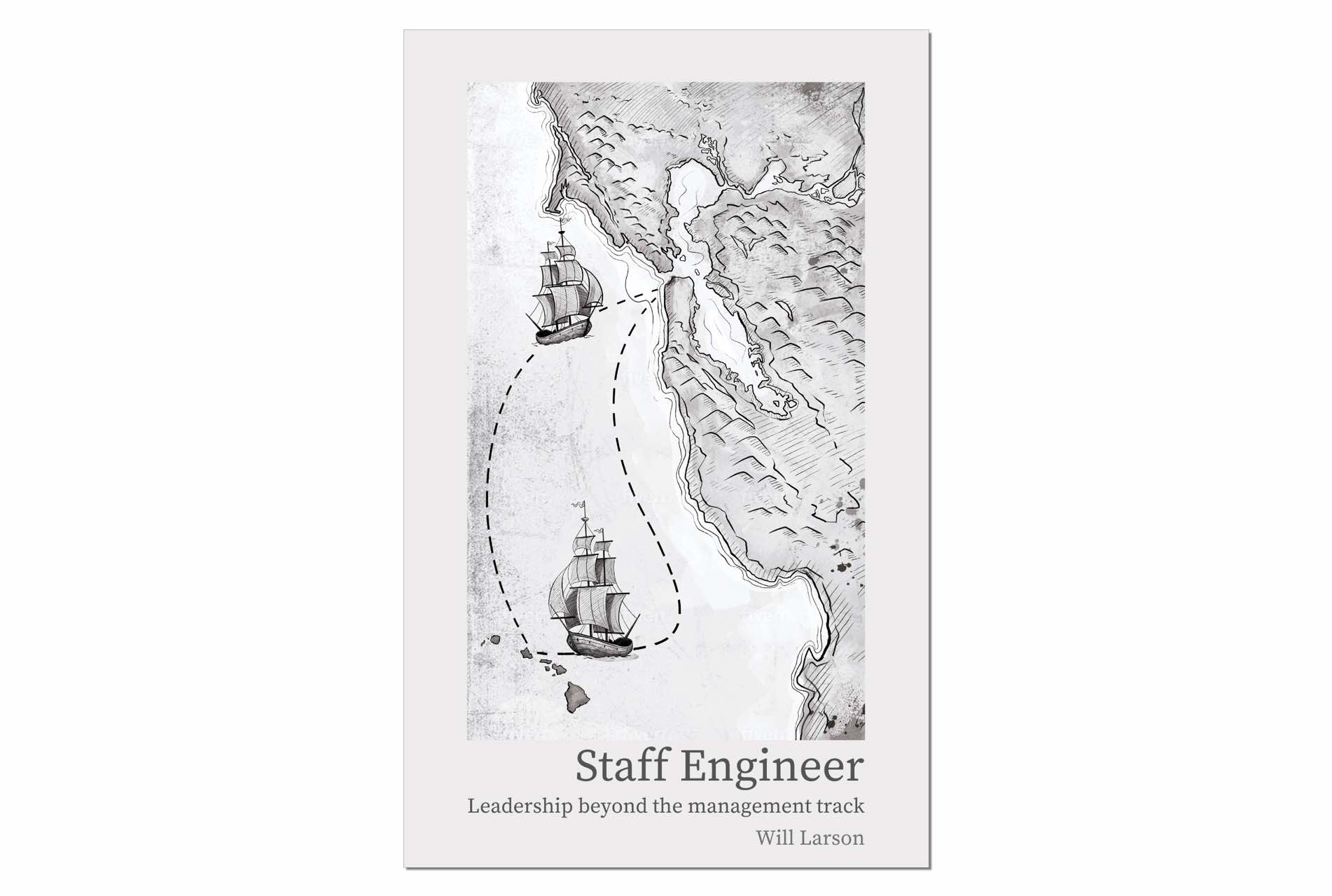 Staff Engineer book cover